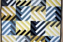 Quilts / Quilts sewn by Hazelnut Handmade-some for sale, some for gifts, some for personal use.  All styles can be used to create a Custom Quilt in many sizes.