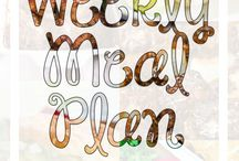 Lazy Meal Planning / by Michelle Catucci