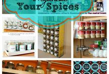 Spice Explosion / by Lindsay Morabe