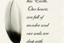 My Wondering Soul... / Let your spirit run free...