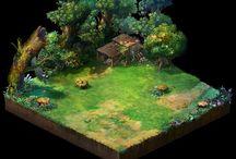 Project GABRIEL / Inspirasjon til RPG-spill