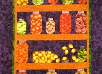 Quilts---Jars in The Cupboard / by Sue Dodge