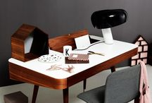Work space/ eclectic / Work space: electic