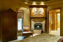 Home Plans with Fantastic Fireplaces / Fantastic Fireplaces showcases beautiful and unique fireplace styles seen in home designs today. See how to make your fireplace stand out from the rest with these magnificent fireplace styles.