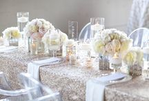 Bling & glitter Wedding / by Wedding Connections