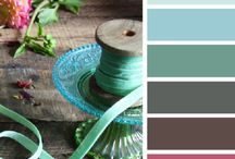 Brand Themes and Colours / by Joelle {StartsWithJ} Brisland