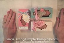 Tools - Simply Scored / by Hill Country Stampin'