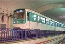 Subterranean railways / by tigrushka