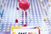 Cake pops :)