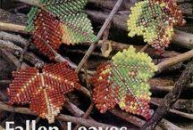 bead leaves