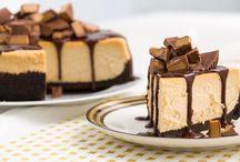 Easter cheesecake