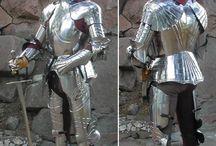 XV century armours