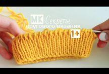 Knitting kitchen / Кухня  вязания / Helpful tips for knitting / Полезные советы для вязания