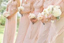 Bride maid dresses / by Jeanette Diana