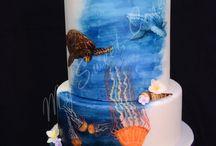 Oceaan Cake