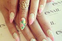 Fancy Springtime Fingers