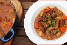 Soups / Tried and tested soups for your belly. / by Traeger Grills