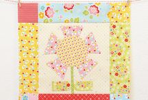 Quilt Blocks---- Bloom Along