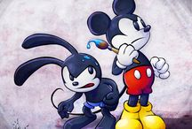 Epic Mickey / Now THIS is what I'm talking about Disney! :D