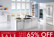 Sales and Promotions! / All of our upcoming sales and promotions! Check them out and SAVE BIG! / by Appliances Connection