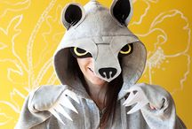 DIY animal costumes