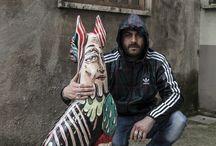 Weird Dog (Caronte) / private collection \\ Turin,Italy