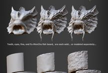 zbrush sculpting and modeling