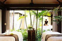 Idea massage room