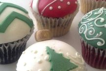 Christmas  / by A Sweet Design Cakes & Cupcakes, Inc
