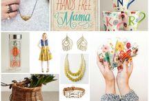 Mothers' Day § Festa della mamma / mothers' day, gifts, regali