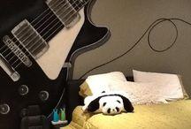 Dillon's Music Bedroom