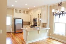 Kitchen/dr / by Teresa Webber Rennix