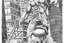 The Walking Dead Fan Art / by The Walking Dead Fourms