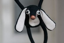MUTA / MUTA is a collection of stuffed toys – mutants, unidentified creatures – marvelous playfellows.