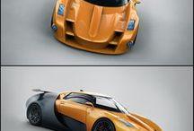 automóvil de lujo