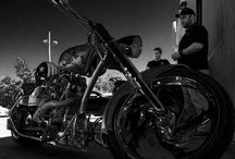 zbudowane motocykle