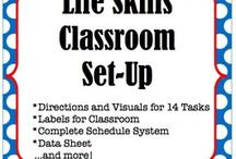 Life Skills / Special Education / by Kristin Lehrmann