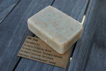 verzorging / heerlijke zeep, lippenbalsem, natuurlijke ingrediënten