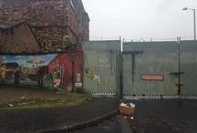 Murals of Belfast / Photos of murals in Belfast, Northern Ireland