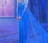 Maminka Elsa (Elsa Arendellská)