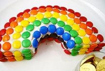 M&M's Sweets & Treats / Recipes, crafts and more made using all kinds of M&M's