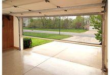 Garage Door Add-Ons