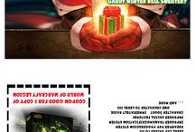 Gaming Gifting / Game up those gifts!