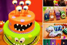 Cumple, tortas y más!!!!! / by Monica Solodujin