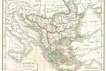 Χάρτες Ελλάδας αντίκα / Χάρτες Ελλάδας αντίκα σε πόστερ, διακόσμηση για το γραφείο ή το σπίτι https://www.printcenter.com.gr/hartes.html