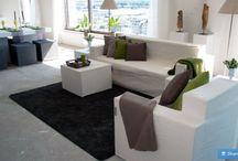 Exteriores / El tema del tablero es cualquier tema relacionado con la creación de espacios exteriores. Desde mobiliario hasta materiales constructivos o iluminación.