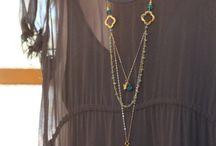 Chain & Gemstones