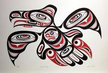 Native art to inspire
