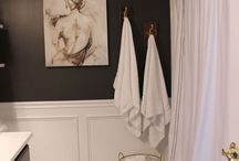 Bathroom redecoration ideas