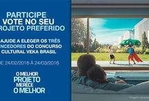 CONCURSO CULTURAL VEKA Brasil / Dia 24 de março, encerraram as votações para o Concurso Cultural VEKA Brasil. A partir do dia 14 de abril, estaremos divulgando o vencedor. Aguardem novidades e agradecemos desde já a participação de todos. Sucesso!